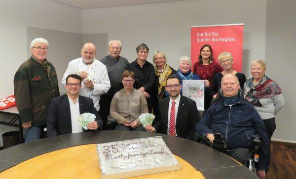 Brotpfenniglauf 2019 – Teilnehmer liefen erfolgreich für soziales Engagement