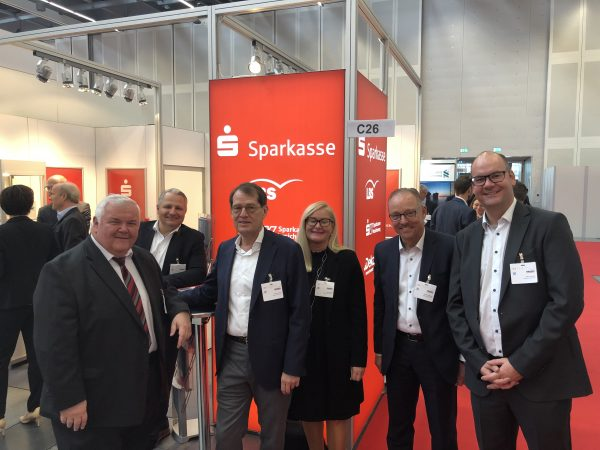 "15 .Kongressmesse ""Structured Finance"" in Stuttgart – wir waren dabei"