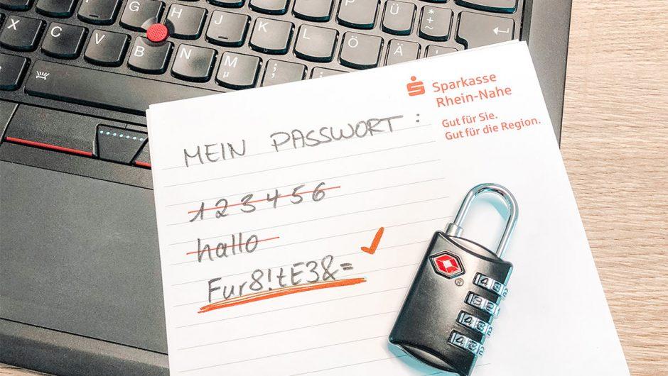 6 Kriterien für ein sicheres Passwort