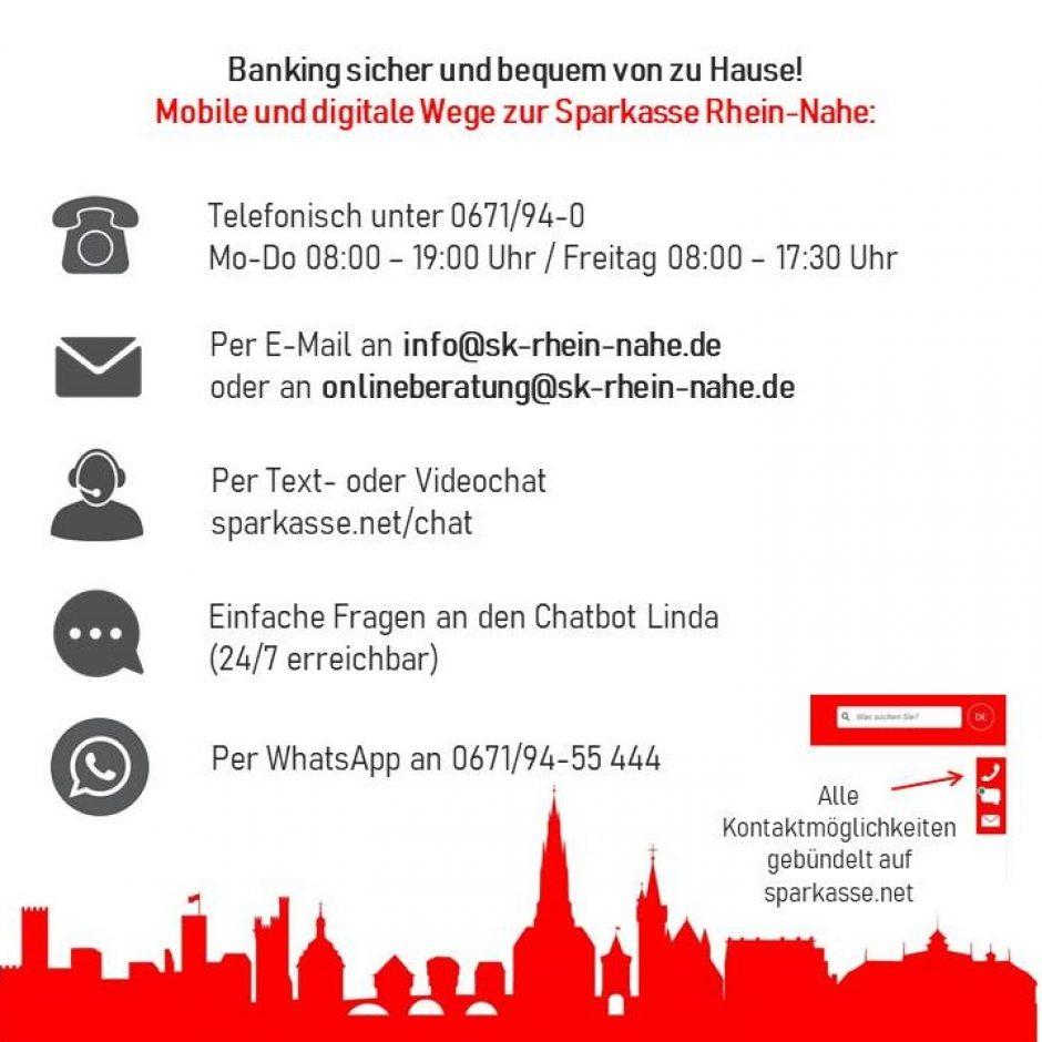 Der Sparkassenblog Der Blog Rund Um Die Sparkassenwelt Rhein Nahe