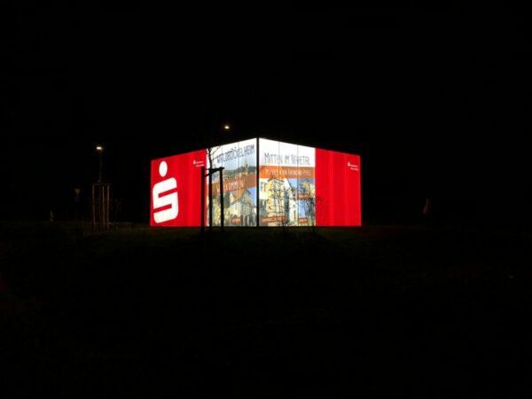 Sparkasse Rhein-Nahe eröffnet neue SB-Filiale in Waldböckelheim