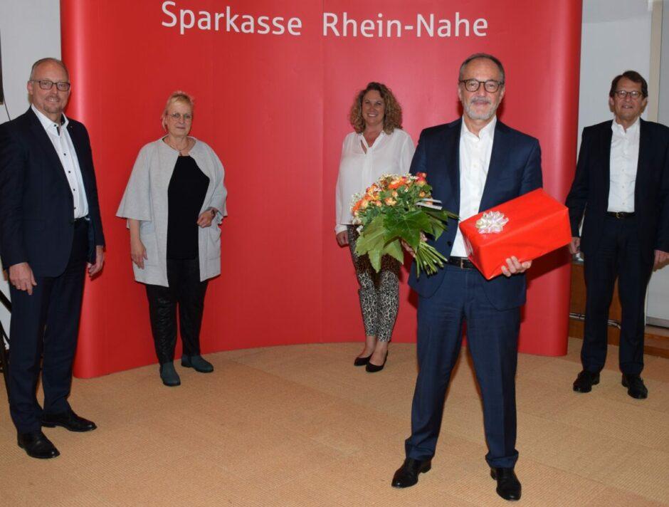 Andreas Peters verlässt Sparkasse Rhein-Nahe