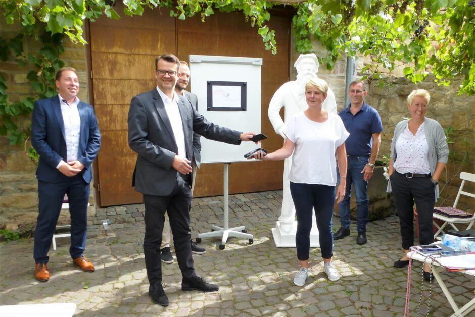 Felkestadt will digitales Vorbild sein