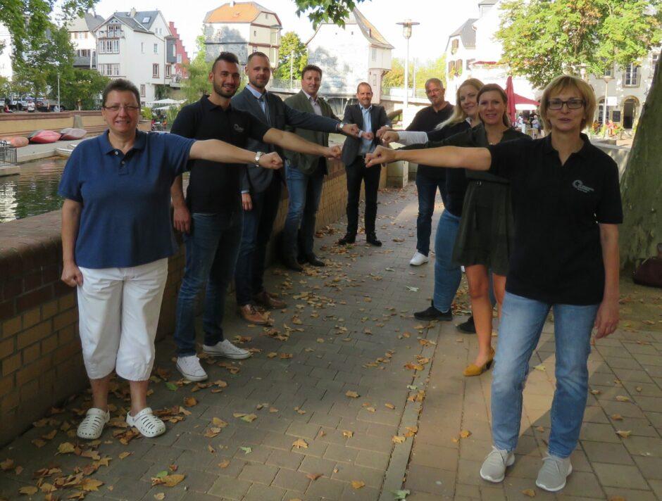 """Gemeinsamer Hackathon der Kreuznacher Stadtwerke  und der Sparkasse Rhein-Nahe zur """"Mitarbeiter-Mobilität"""" – Ideen gehen rasch in die Umsetzung"""