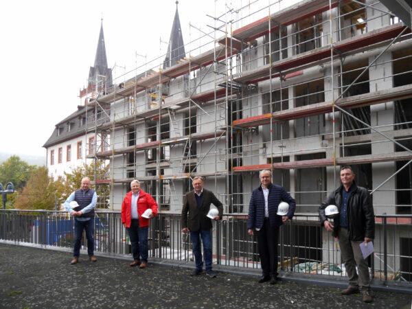 Caritas-Servicestelle wird Mieter im Neubauvorhaben Bingen Pfarrhofstraße