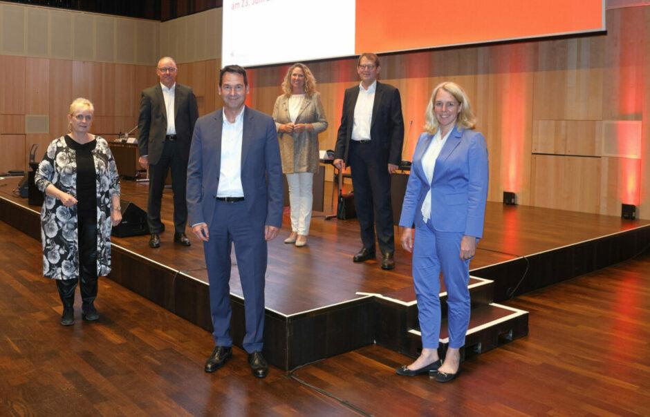 Jörg Brendel als neues Vorstandsmitglied der Sparkasse bestellt
